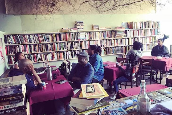 A radical café bookstore opens in beacon hill city arts magazine