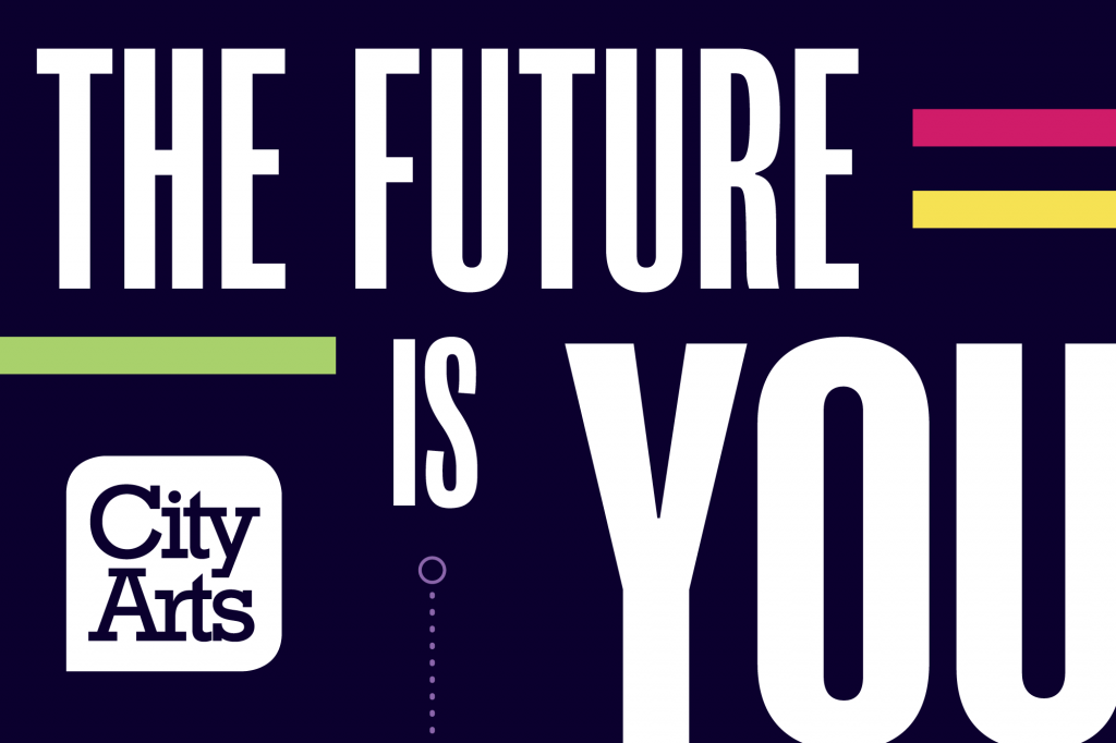 The future is YOU