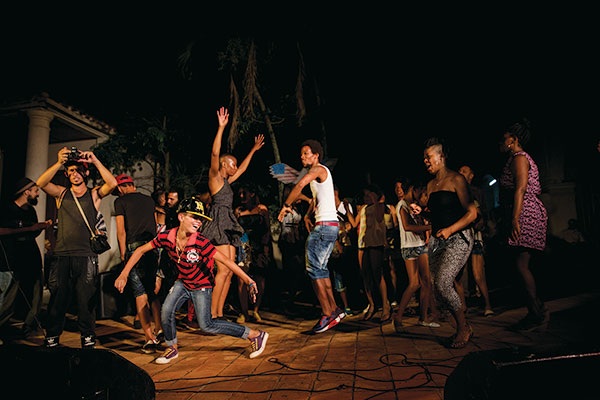 Common Ground Music Project in Viñales, Cuba