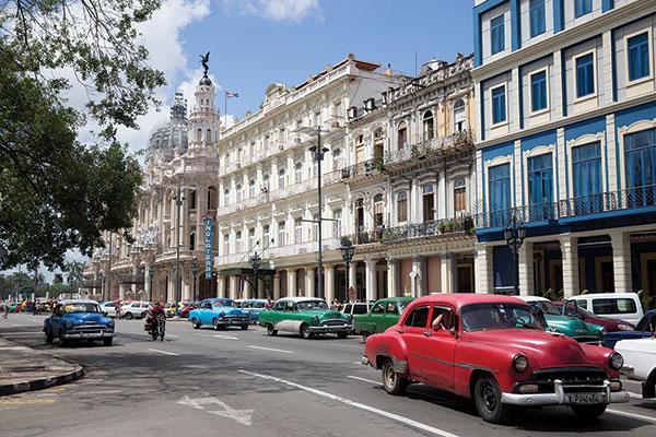 Hotel Inglaterra on Prado