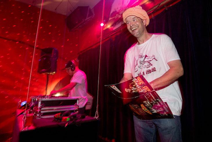 DJ David James