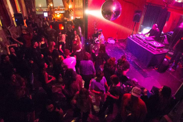 DJ Supreme La Rock at DUG