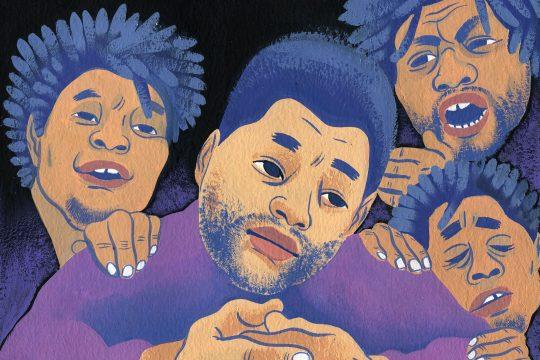 Illustration by Lara Kaminoff