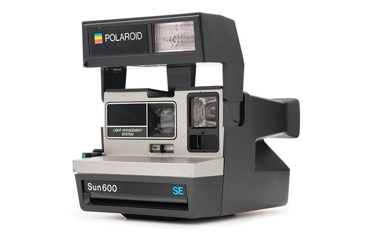 Refurbished Polaroid camera