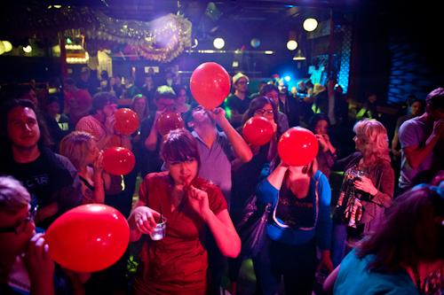 Three Imaginary Girls: New Wave Karaoke - City Arts Magazine