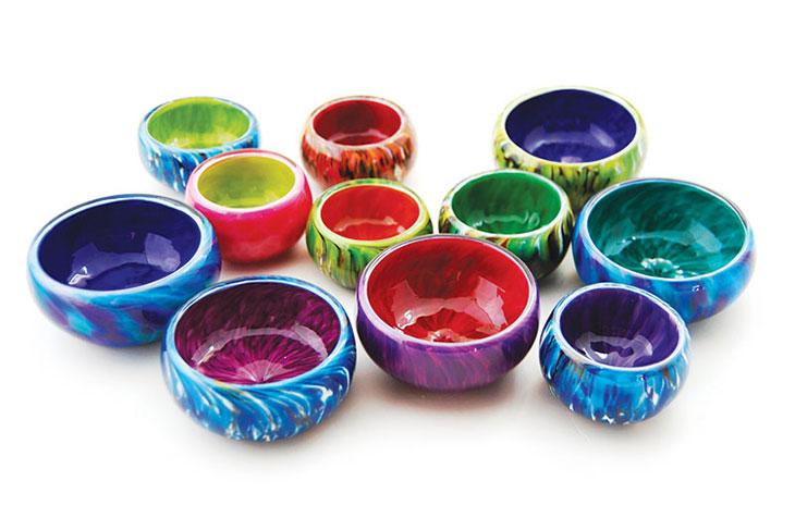David Smith bowls