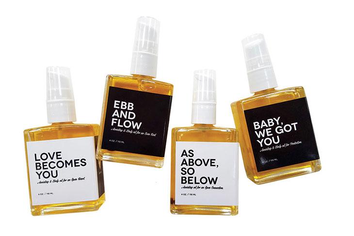 Sugarpill Body Oils