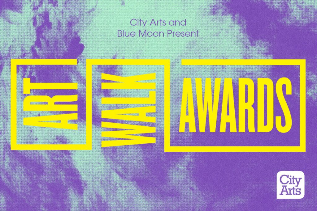 2018 Art Walk Awards