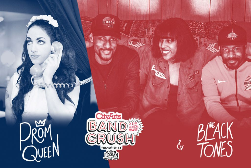 Band Crush: Prom Queen + the Black Tones