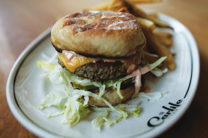 The Carlile Room Is One Of Several Tom Douglas Restaurants Serving Impossible Burger Photo By Kelly O