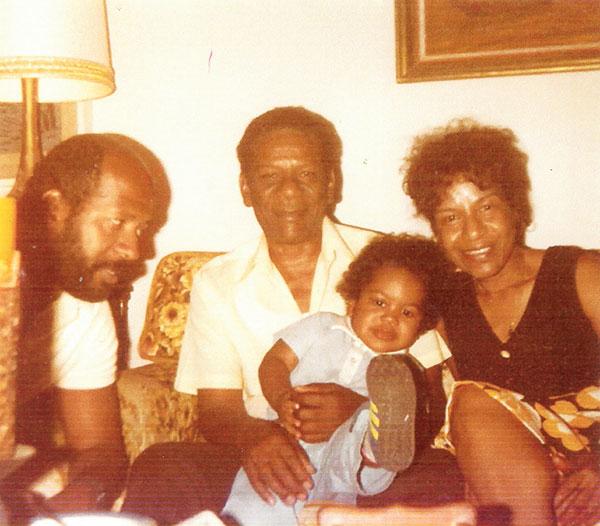 Mizell family