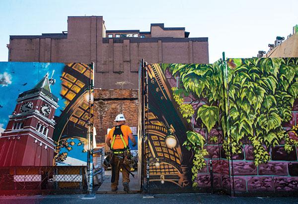 Jeff Jacobson mural