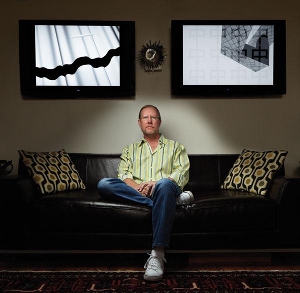 Steve Jobs Apartment: City Arts Magazine