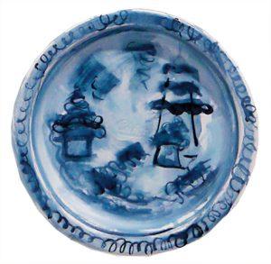 Tim Marsden Wedgwood china